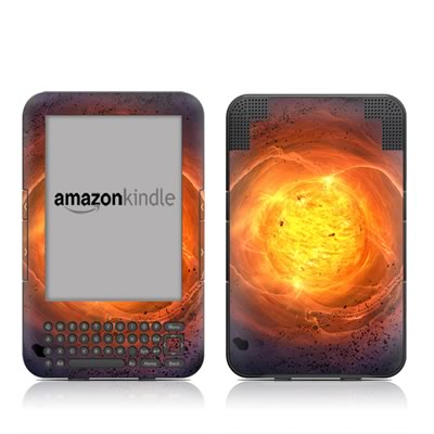 Kindle Keyboard Skin - Corona