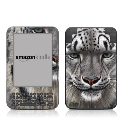 Kindle Keyboard Skin - Call of the Wild