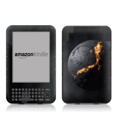 Kindle Keyboard Skin - Crucible