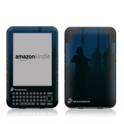 Kindle Keyboard Skin - Deploy
