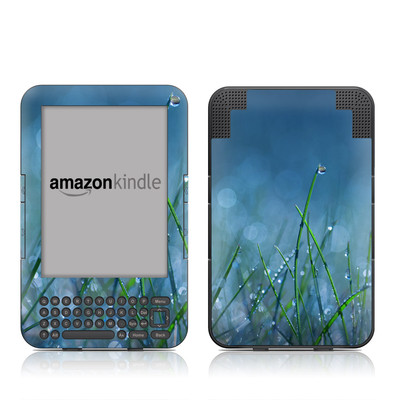 Kindle Keyboard Skin - Dew