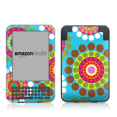 Kindle Keyboard Skin - Dial