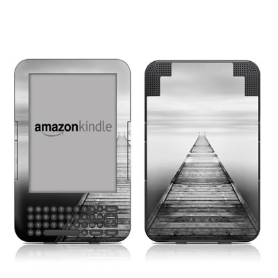 Kindle Keyboard Skin - Dock