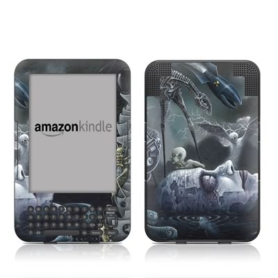 Kindle Keyboard Skin - Dreams