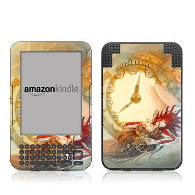 Kindle Keyboard Skin - Dreamtime