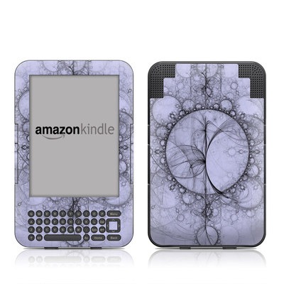 Kindle Keyboard Skin - Effervescence