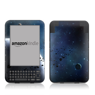 Kindle Keyboard Skin - Eliriam