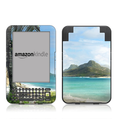 Kindle Keyboard Skin - El Paradiso