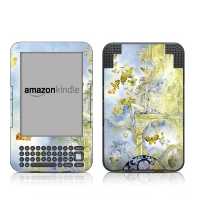 Kindle Keyboard Skin - Gemini