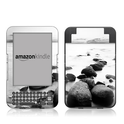 Kindle Keyboard Skin - Gotland