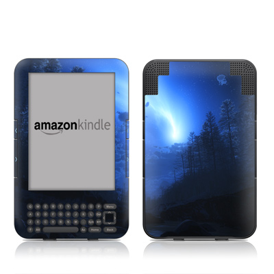 Kindle Keyboard Skin - Harbinger