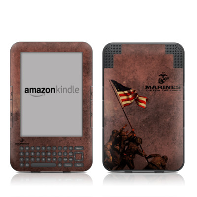 Kindle Keyboard Skin - Honor