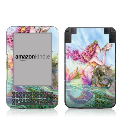 Kindle Keyboard Skin - Horn of Beginning