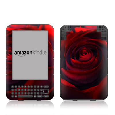 Kindle Keyboard Skin - Hybrid
