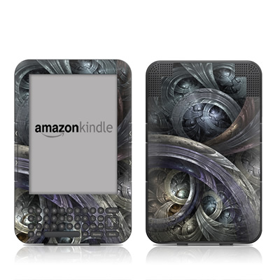Kindle Keyboard Skin - Infinity