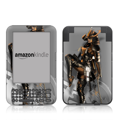 Kindle Keyboard Skin - Josei 7