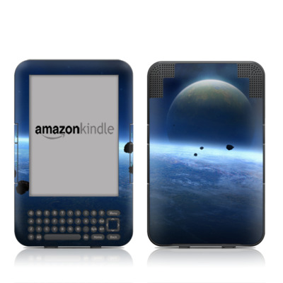 Kindle Keyboard Skin - Kobol