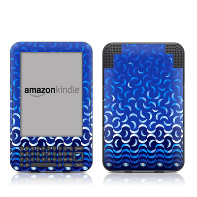 Kindle Keyboard Skin - Luna Lounge