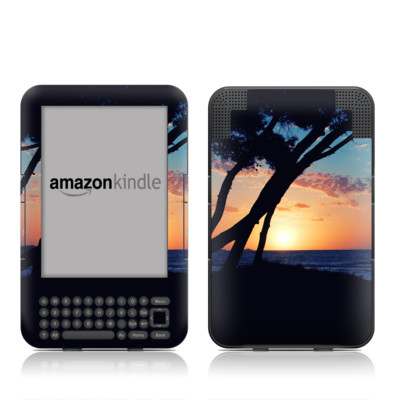 Kindle Keyboard Skin - Mallorca Sunrise