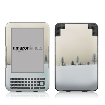 Kindle Keyboard Skin - Melancholy