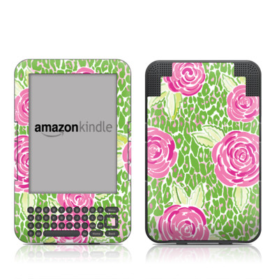 Kindle Keyboard Skin - Mia