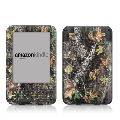 Kindle Keyboard Skin - Break-Up