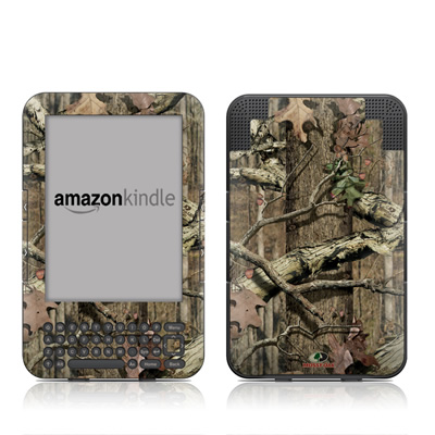 Kindle Keyboard Skin - Break-Up Infinity