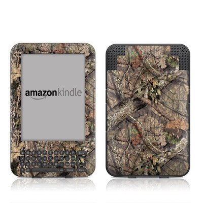 Kindle Keyboard Skin - Break-Up Country