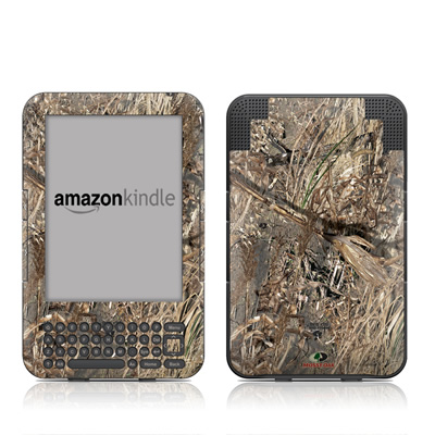 Kindle Keyboard Skin - Duck Blind