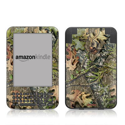 Kindle Keyboard Skin - Obsession