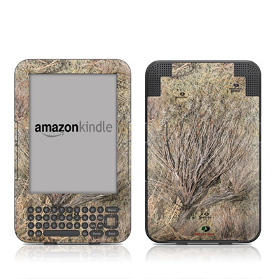 Kindle Keyboard Skin - Brush