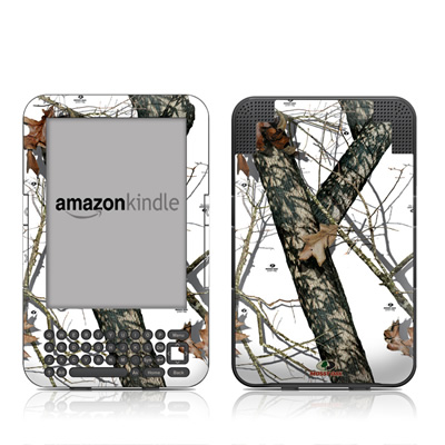 Kindle Keyboard Skin - Winter