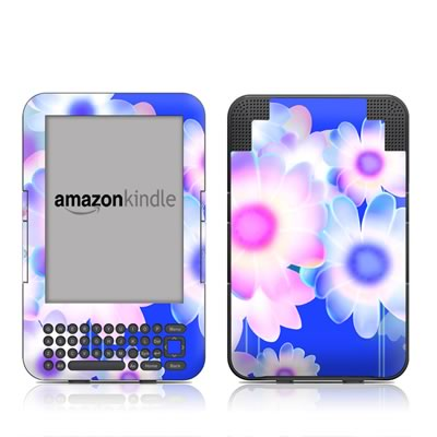 Kindle Keyboard Skin - Oopsy Daisy