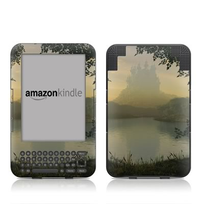 Kindle Keyboard Skin - Once Upon A Time