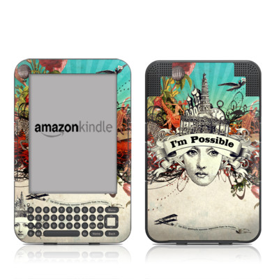 Kindle Keyboard Skin - Possible