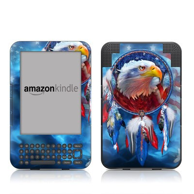 Kindle Keyboard Skin - Pride