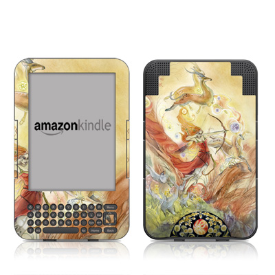 Kindle Keyboard Skin - Sagittarius