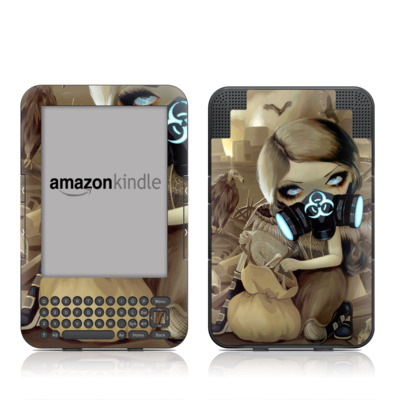 Kindle Keyboard Skin - Scavengers