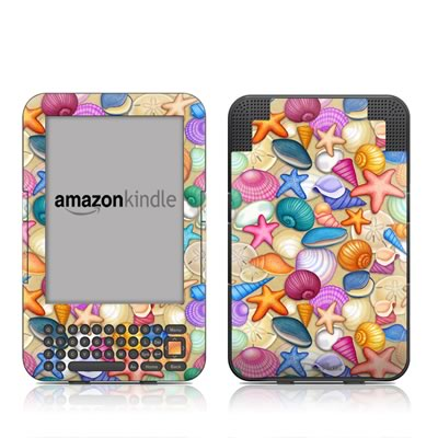 Kindle Keyboard Skin - Shells