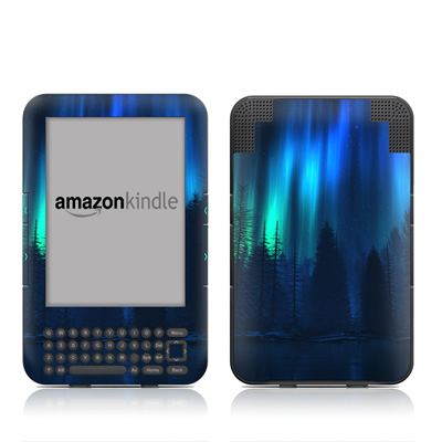 Kindle Keyboard Skin - Song of the Sky