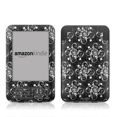 Kindle Keyboard Skin - Sophisticate
