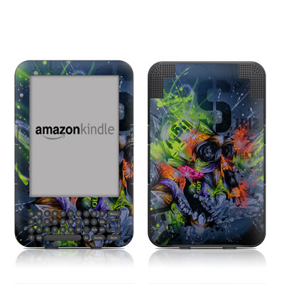 Kindle Keyboard Skin - Speak