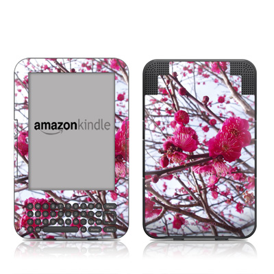 Kindle Keyboard Skin - Spring In Japan