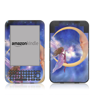 Kindle Keyboard Skin - Star Kiss
