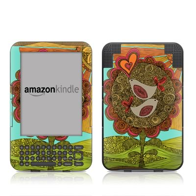 Kindle Keyboard Skin - Sunshine