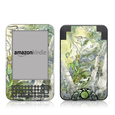Kindle Keyboard Skin - Taurus