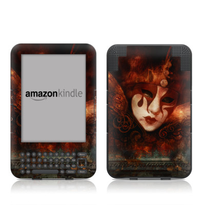 Kindle Keyboard Skin - To Rise Above