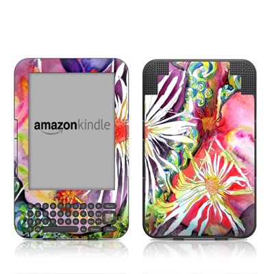 Kindle Keyboard Skin - Truffula