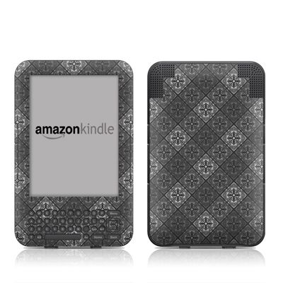 Kindle Keyboard Skin - Tungsten