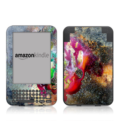 Kindle Keyboard Skin - Universe